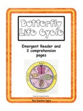 Butterfly Life - Emergent Reader