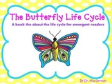 Butterfly Life cycle Book (a book about the life cycle for