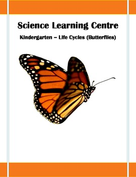 Butterfly Lifecycle Centres - Primary Grades