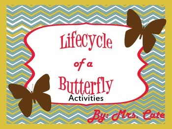 Butterfly Lifecycle Kit