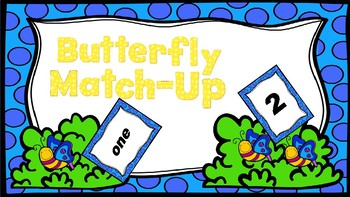 Butterfly Match-Up