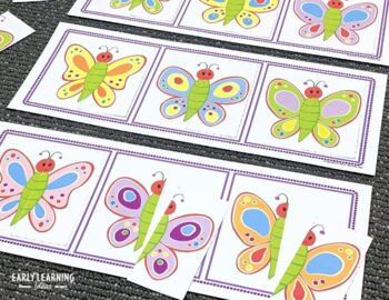 Butterfly Activity | Butterfly Puzzles for preschool and pre-k
