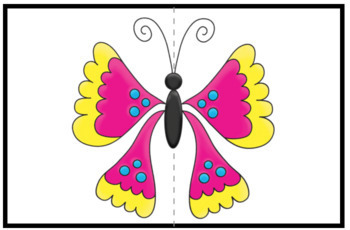 Butterfly Matching Game (Insect) - BUNDLE