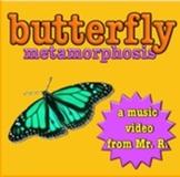Butterfly Metamorphosis Sing-along Music Video