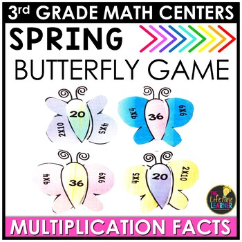Butterfly Multiplication Puzzles Game