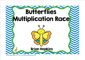 Butterfly Multiplication Race