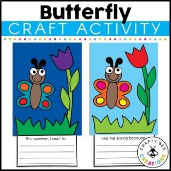 Butterfly Net Craft