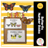 Butterfly Number Books