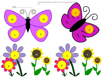Butterfly Number Recognition and Addition