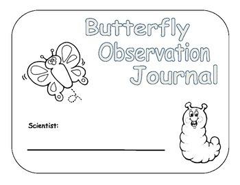 Butterfly Observation Journal