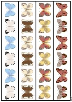 Butterfly Patterns