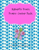 Butterfly Poem Poetry Center Pack