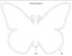No Prep Butterfly Pop-Up Art Activity - 3D Interactive Butterfly Display
