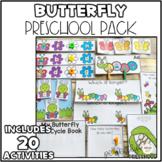 Butterfly Preschool Pack