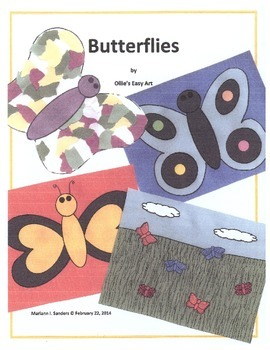 Butterfly Projects for a Week