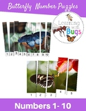 Butterfly Puzzles 1-10
