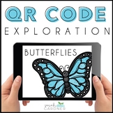 Butterflies QR Code Exploration