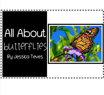 Butterfly Reader Week-Long Reading Correlated Unit