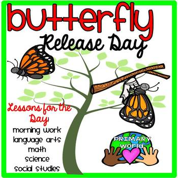 Butterfly Release Day
