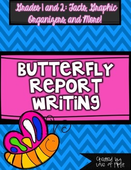 Butterfly Report Writing