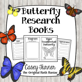 Butterfly Research Books