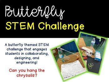 Butterfly STEM Challenge