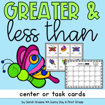 Butterfly Scoot {greater & less than to 120}