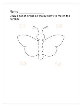 Butterfly Sets 11-14