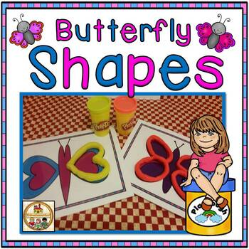 Butterfly Shapes Workstations