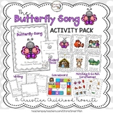 Butterfly Song Activity Pack- Christian