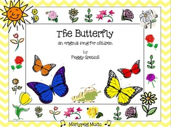 Butterfly Song/Spring song/Butterfly stages