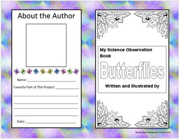Butterfly Study Packet