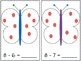 Butterfly Subtraction Task Cards