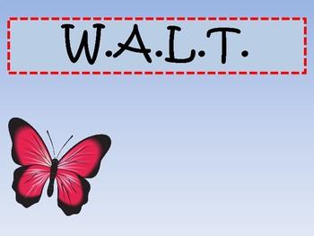 Butterfly Success Criteria