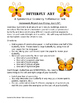 Butterfly Symmetry Performance Task 4.G.3, 4.G.2