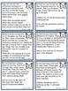 Butterfly: ELA  & Non-Fiction Reading Task Cards