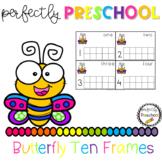 Butterfly Ten Frames {Dollar Deal}
