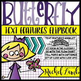 Butterfly Text Features Flipbook