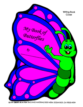 Butterfly Thematic Unit