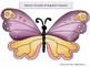 ESL Activity: Writing Book Template-Butterfly-ELL Newcomers Too!