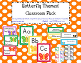 Butterfly Theme Polka Dot Super Pack