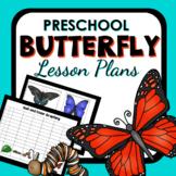 Butterfly Theme Preschool Lesson Plans