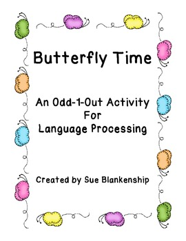 Butterfly Time