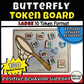Butterfly Token Board (10)