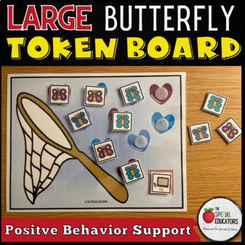 Butterfly Token Board (10)