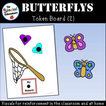 Butterfly Token Board (2)