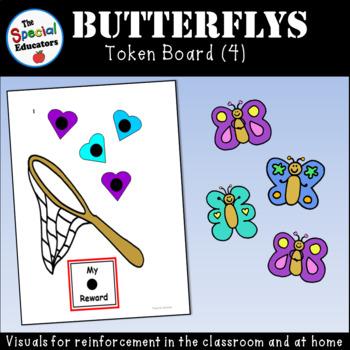 Butterfly Token Board (4)
