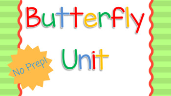 Butterfly Unit - Complete with All Content Areas
