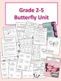 Butterfly Unit for School Library or Classroom