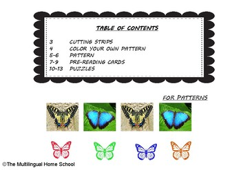 Butterfly Unit with REAL IMAGES